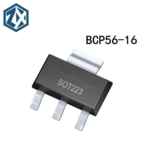 10pcs/lot BCP56-16T1G BCP56-16 BH-16 SOT-223 SMD transistor (BJT) New and Original In Stock