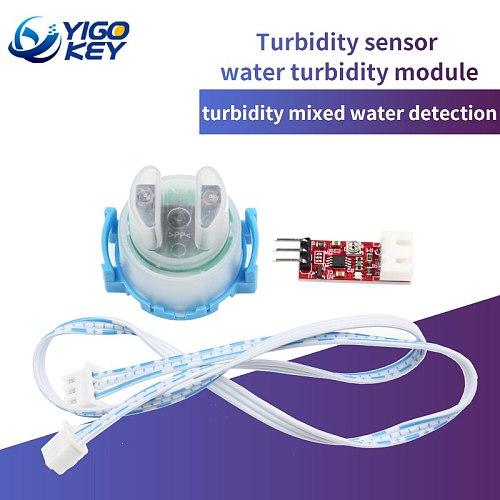 Turbidity Sensor turbidity module Water Turbidity Module Mixed Water Detection module