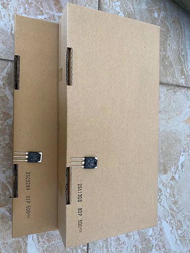 Original Japan 10pair/lot Sanken 2SA1303 2SC3284 P Audio amplifier pairing tube free shipping