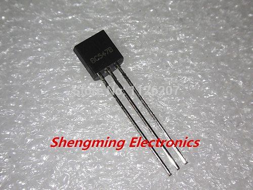 1000PCS BC547B BC547 TO-92 transistor