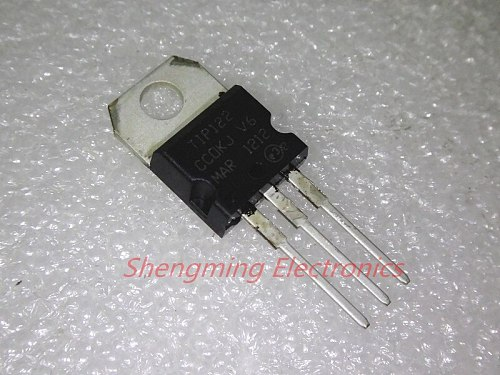 10pcs TIP122 Transistor NPN TO-220