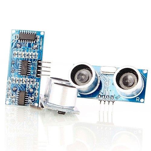 HC-SR04 HCSR04 to world Ultrasonic Wave Detector Ranging Module Case Support HC-SR04 HCSR04 Distance Sensor for arduino diy kit
