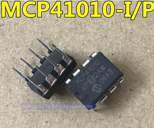 Xinyuan  1pcs  MCP41010-I/P MCP41010 MCP41010-I/SN  DIP-8 new original  Can be purchased directly