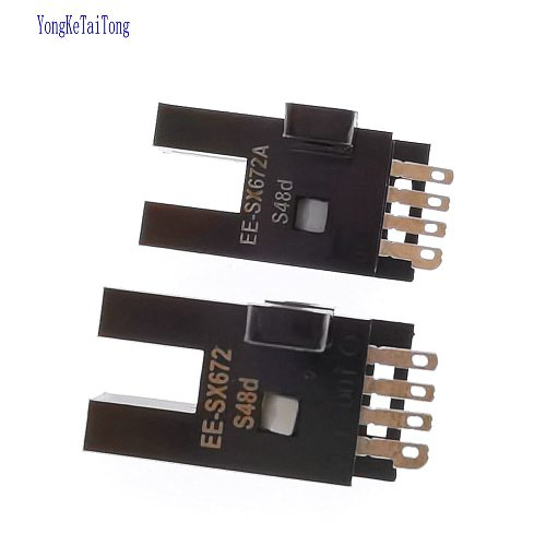 10PCS EE-SX672A EE-SX672 EE-SX Optical-Electronics Sensor