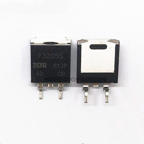 Original 5PCS/ IRF3205S IRF3205STRLPBF TO-263 F3205S