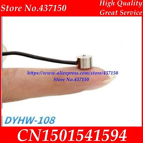 High precision micro load cell miniature pressure sensor button pull weighing sensor super small size weight sensor 8mm diameter