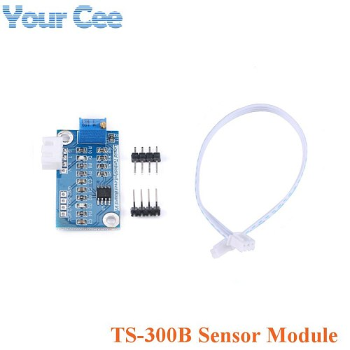 TS-300B Turbidity Sensor Module Mixed Water Detection Module Water Quality Test Turbidity Transducer DC 5V