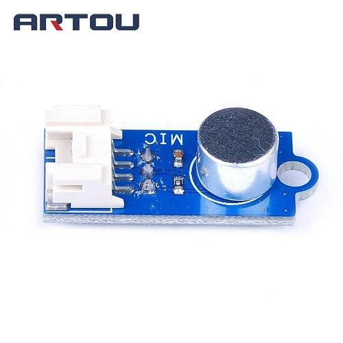 Microphone noise decibel sound sensor measurement modules 3p / 4p Interface for Arduino