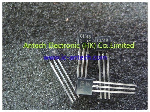 Free Shipping! 100PCS/LOT  New Original  2SC1318  C1318 TO-92  Silicon NPN epitaxial planar type