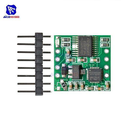 diymore MPU-6050 High Performance Acceleration Sensor 6-axis with Kalman Filter 6DOF Data Logger for PC Arduino Raspberry Pi