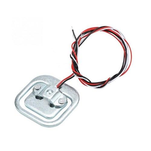 50kg Body Load Cell Weighing Sensor Resistance Strain Half-bridge Total Weight Scales Sensors Pressure Measurement  for arduino