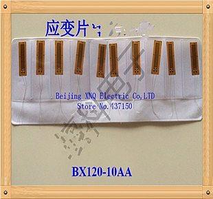 100pcs/lot ,BX120-10AA 120-10AA resistance strain gauge No. 135, BF120-10AA  ,Free Shipping