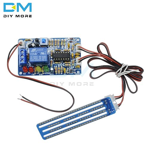 Liquid Water Level Detection Sensor Controller Control Module Board For Automatic Drainage Device Level Controller Diy Kit