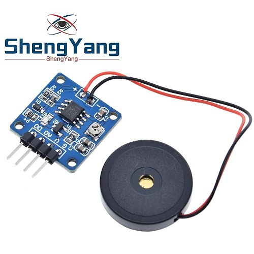 Piezoelectric shock tap sensor Vibration switch module piezoelectric sheet percussion for Arduino 51 UNO MEGA2560 r3 DIY Kit