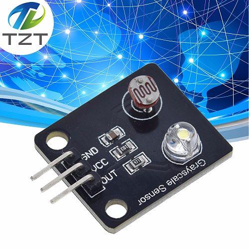 Photosensitive resistor Light Sensor Analog Grayscale Sensor Electronic Board Line finder tracking module For Arduino DIY Kit