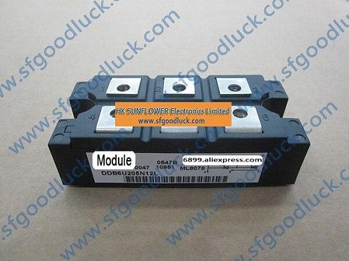 DDB6U205N12L Power Transistor IGBT Module 1200V 205A