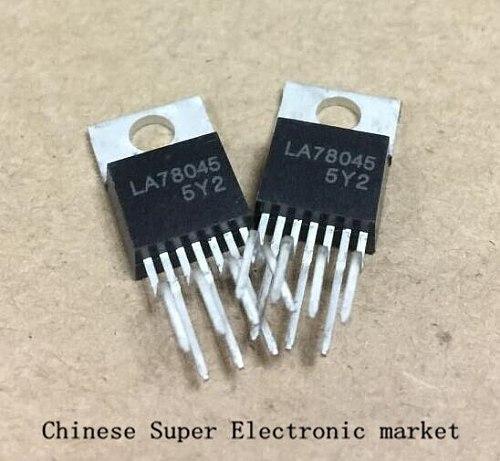 5PCS LA78045 TO220-7 78045