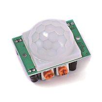 1pcs/lot HC-SR501 Adjust IR Pyroelectric Infrared PIR Motion Sensor Detector Module for arduino for raspberry pi kits