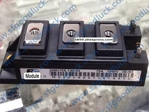 2MBI75S-120-03 IGBT MODULE 1200V 2x75A