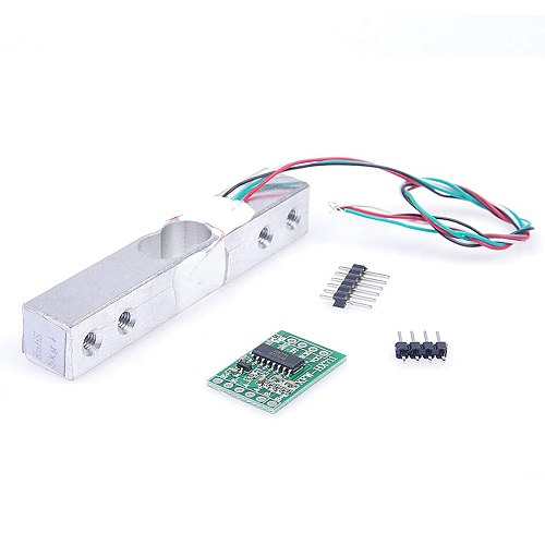 HX711 ADC Converter Breakout Module Digital Load Cell Weight Sensor 5KG Portable Electronic Kitchen Scale Load Cell 5kg