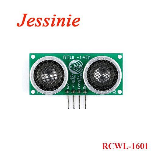 Ultrasonic Sensor RCWL-1601 Ultrasonic Ranging Sensor Module Distance Compatible HC-SR04 3V-5V