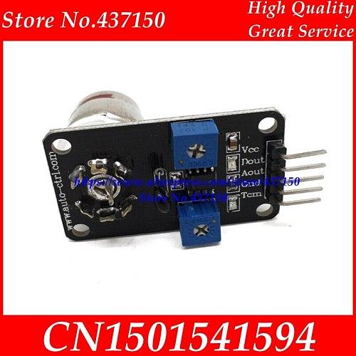 1PCS X New CO2 sensor module MG811 module  With Analog Signal Output 0-2V