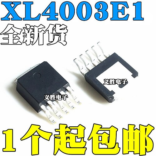 5pcs/lot XL4003E1 XL4003 IC TO252-5 In Stock