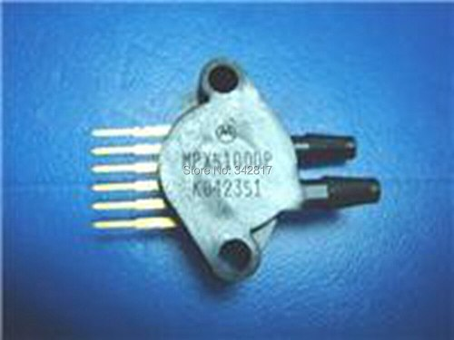 MPX5100DP IC SENSOR PRESS 14.5 PSI MAX 10PCS