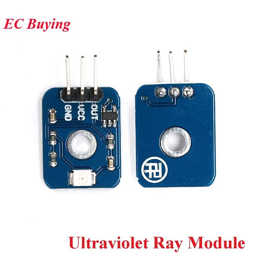 UV Detection Sensor Module Ultraviolet Ray Module For Arduino Sensor DC 3.3 to 5V DIY