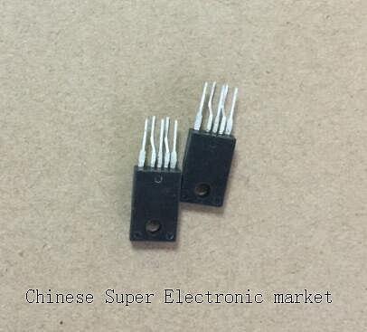 5PCS  CQ1265RT CQ1265  TO-220F-5