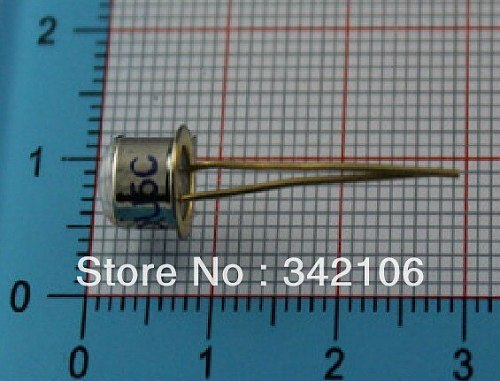 Free Shipping!!!  10pcs 3DU5C metal packaging triode transistor silicon phototransistor silicon phototransistor metal packaging