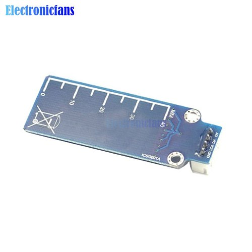 Separate PCB Board Raindrop Module Sensor Water Level Detection Module Water Module Raindrop Sensor Board DC 5V Analog Sensor