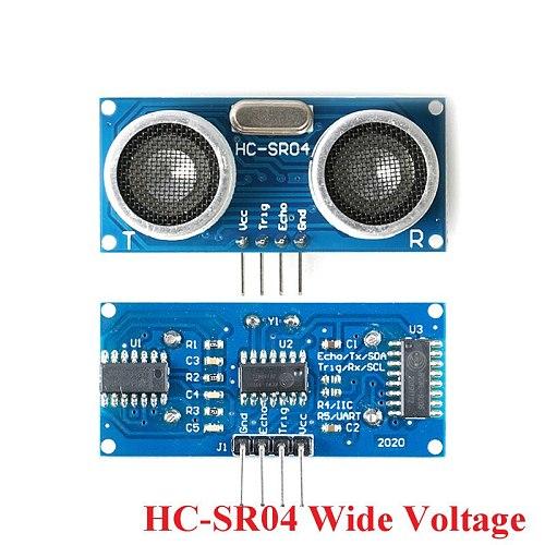 HC-SR04 HCSR04 Ultrasonic Wave Detector Ranging Module HC SR04 Distance Sensor for arduino Wide Voltage 3.3V 5V
