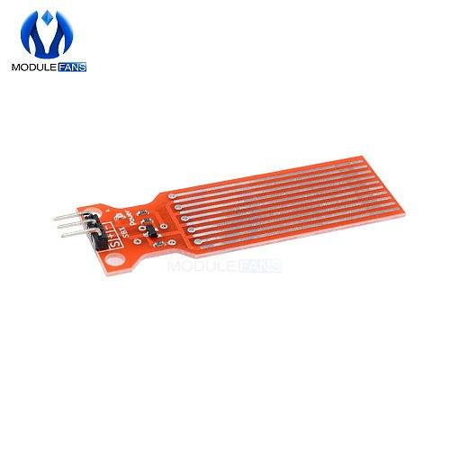 5PCS Rain Water Level Sensor Module Depth Of Detection Liquid Surface Height For Arduino DC 3v-5V 20mA