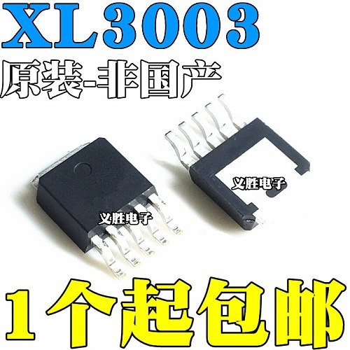 5pcs/lot  XL3003 XL3003E1 :32V 4A TO-252-5L In Stock
