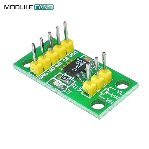 X9C103S Digital Potentiometer Board Module DC3V-5V