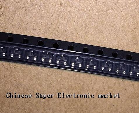 100PCS BC807-25 BC807 SOT-23 IC SOT23