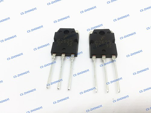 5PCS Common power tube C2625 TO-3P 10A/450V high power triode in 2SC2625 switching power supply transistor