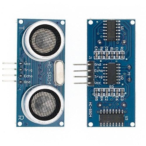 Ultrasonic Module HC-SR04 Distance Measuring Transducer Sensor for arduino Ultrasonic Wave Detector Ranging Module