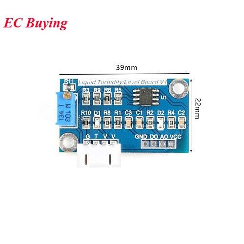 Liquid Level Sensor Module Water Level Monitoring Sensors For Arduino/51/STM32 DC 5V