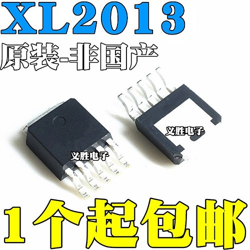 10pcs/lot  XL2013E1 8-40V 3.2A TO252-5 XL2013  In Stock
