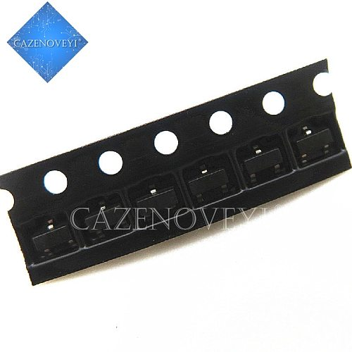 100pcs/lot BC856B SOT-23 BC856 SOT SMD SOT-23 3B In Stock