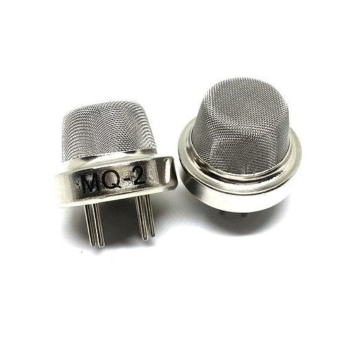 MQ2 MQ-2 Smoke Methane Alcohol LPG Propane Hydrogen Sensor Gas Sensor