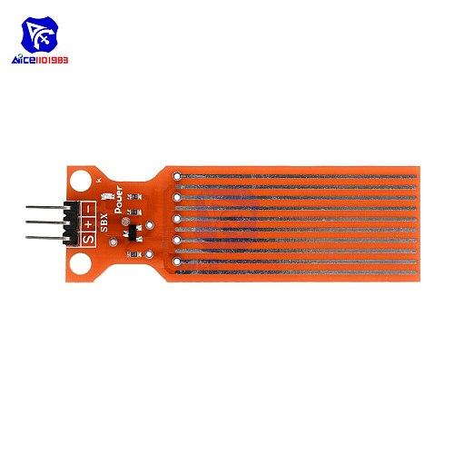 diymore 2PCS/Lot Rain Drop Water Level Sensor Module for Arduino