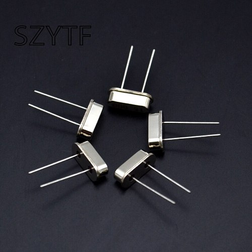 Crystal 16MHz 16.000M HC-49S type passive crystal (100pcs/ lot)