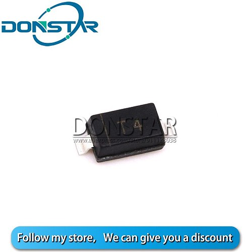 100PCS 1N4148 SOD-123 Diode T4 1206 SMD SOD Switching diode 1N4148WS SOD123 IN4148 NEW