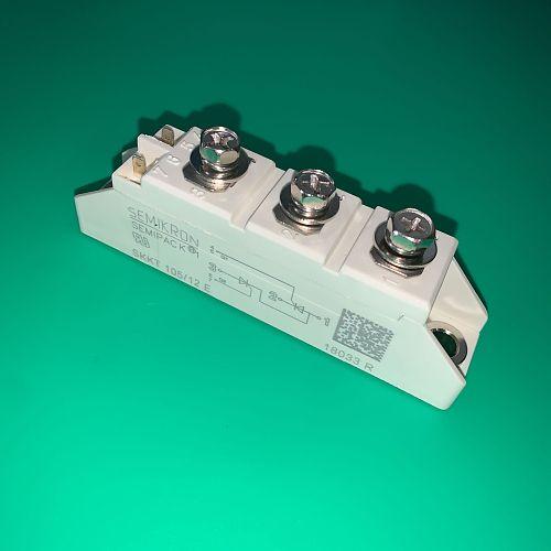 SKKT105/12E MODULE SKKT 105/12E IGBT Thyristor Diode Modules SKKT105-12E SKKT10512E SKT 10512E 105/12