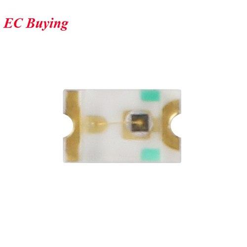 100pcs 0805 SMD LED Infrared 940nm Infrared Emission Diode Emitting Diode DIY
