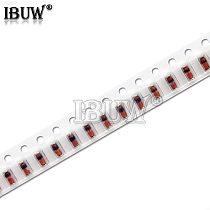 100PCS 1/2W 0.5w Zener diode ZMM 3V 3V3 3V9 4V7 5V1 7V5 8V2 10V 12V 15V 16V 18V 20V 24V LL34 SMD Zener diode package