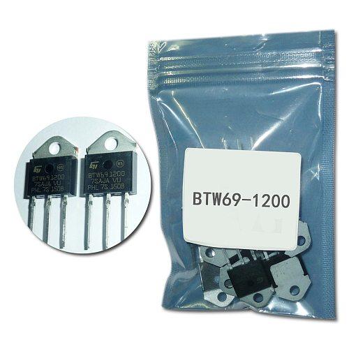 5pcs/lot BTW69-1200 Thyristor 50A 1200V Electronic IC TO- 3P